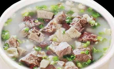 冬月,提前来碗驱寒暖胃的羊肉汤吧!