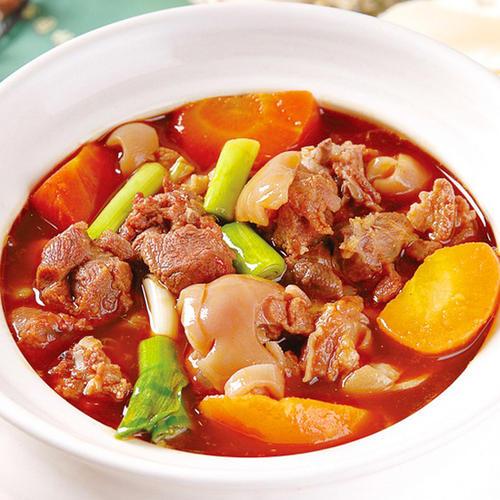 炖羊肉汤时放这个菜,羊肉不腥不柴,滋补好喝
