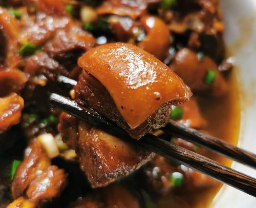 海派红烧羊肉