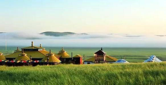 这就是内蒙古!