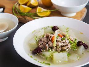 冬瓜红枣羊肉汤