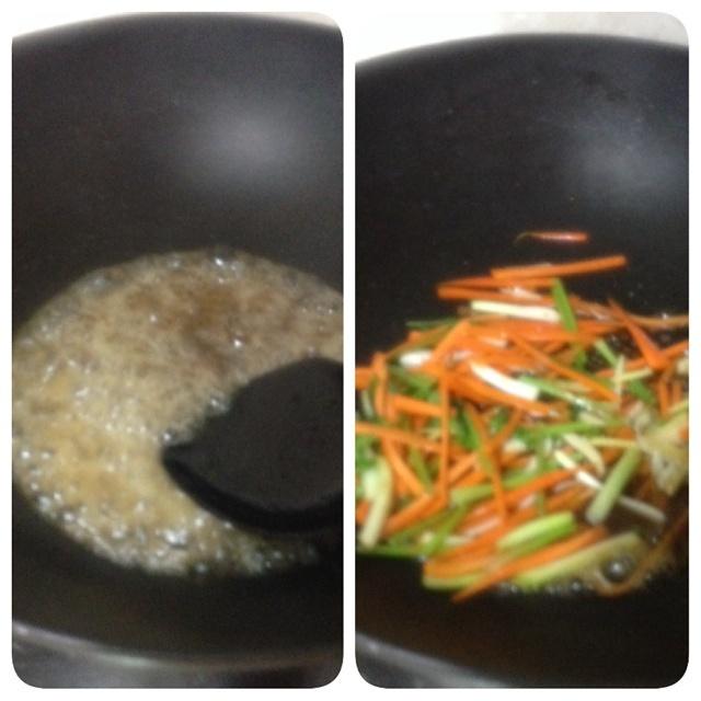 锅包肉的做法 步骤9