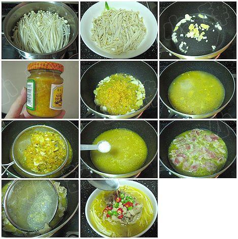 酸汤肥牛的做法 步骤1
