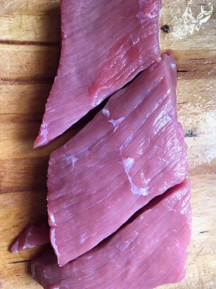 蚝油牛肉的做法 步骤2