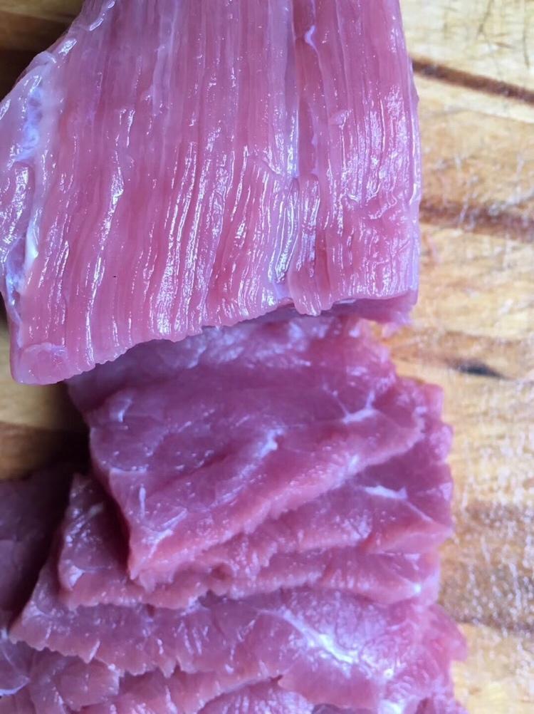 蚝油牛肉的做法 步骤3