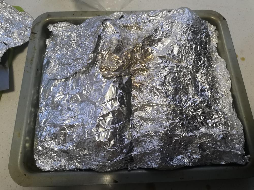 外焦里嫩烤羊腿,在家也可以撸羊腿的做法 步骤5